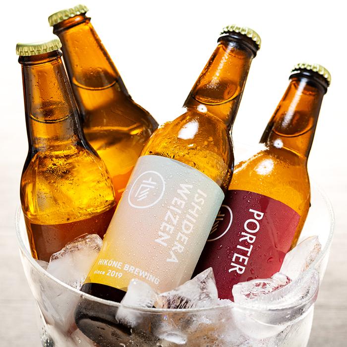 彦根市 ふるさと納税 株式会社 買取 クラフトビール ブランド品 彦根麦酒 6本おまかせセット