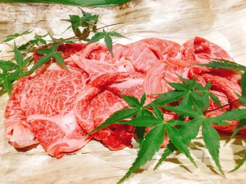 【ふるさと納税】黒毛和牛 近江牛肉 【上霜】 切落し肉 ご家庭用 300g 【牛肉 ランキング 極上 ブランド 牛肉 旨み たっぷり 送料無料 ポイント制もあり 】