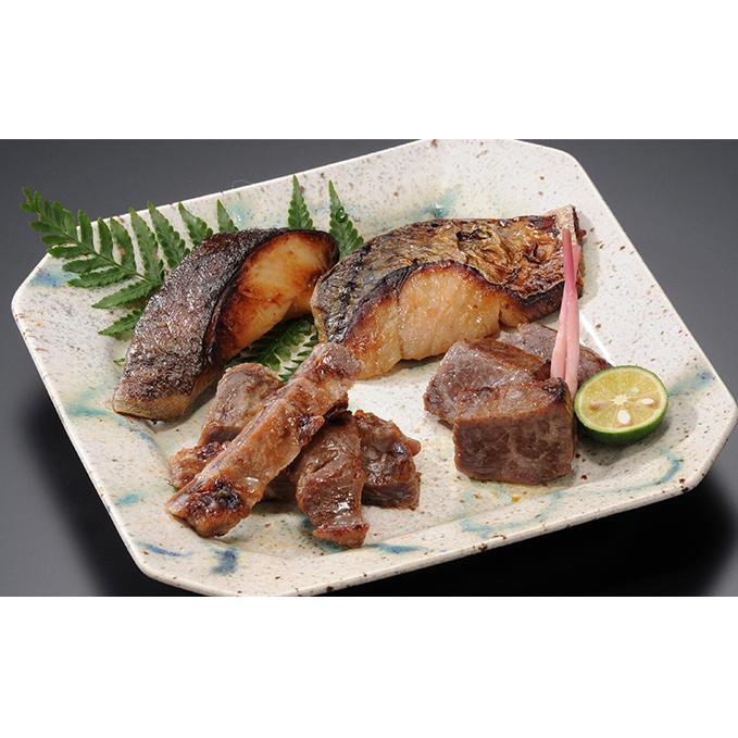 【加工食品】 【ふるさと納税】近江牛の味噌漬6品詰合せ