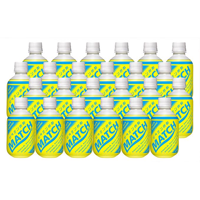 【ふるさと納税】マッチ270mlペットボトル24本 【飲料類・炭酸飲料】