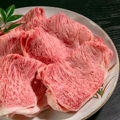【ふるさと納税】近江牛霜降り肉 しゃぶしゃぶ用 400g 【牛肉/しゃぶしゃぶ】