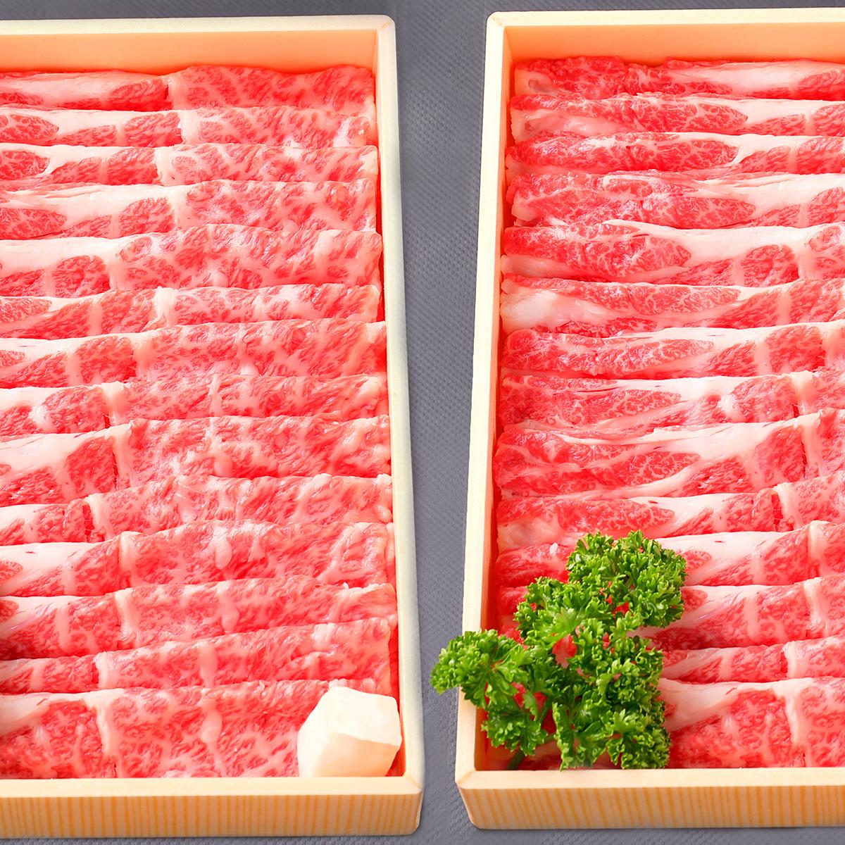 【ふるさと納税】近江牛 すき焼き用(肩ロース1kg)