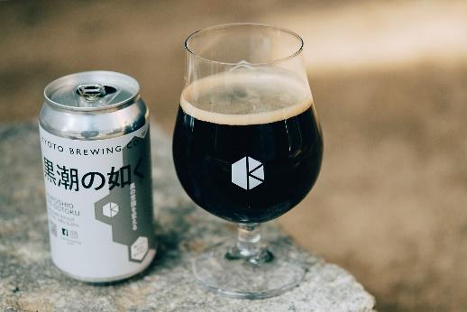 ラッピング無料 黒ビール に挑む ショップ ふるさと納税 京都発のクラフトビール 黒潮の如く 6本セット〈京都醸造〉