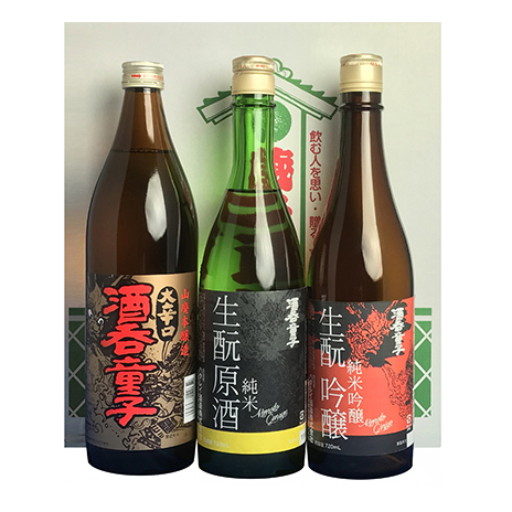 【ふるさと納税】ハクレイ酒造 生酛飲み比べセット 【お酒・日本酒・純米吟醸酒】