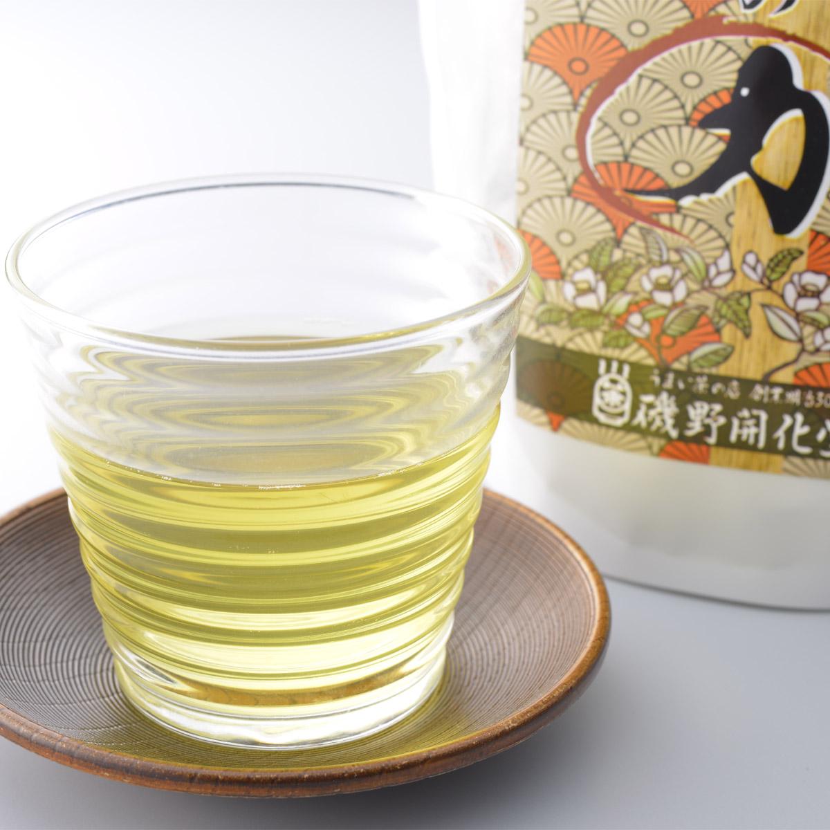 【ふるさと納税】カラダ喜ぶ!水出し緑茶「番茶の力セット」