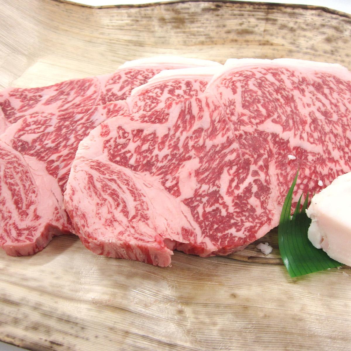 【ふるさと納税】「亀岡牛」サーロインステーキ 3枚(600g)