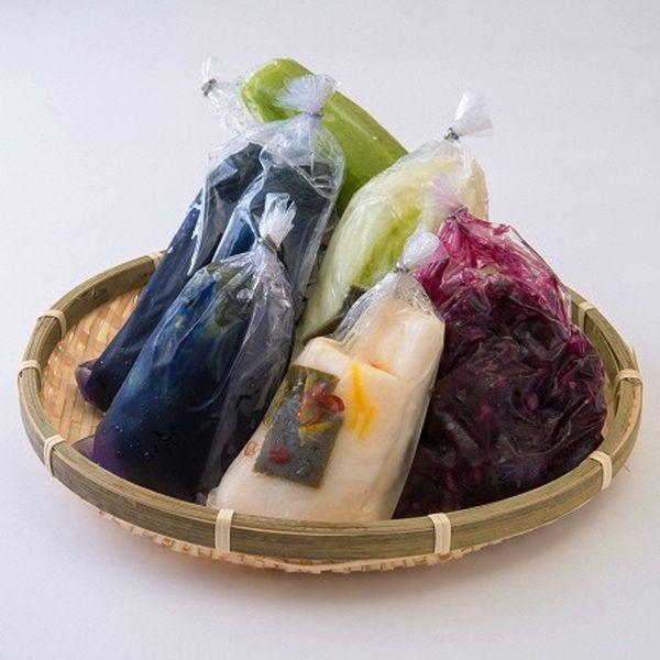【ふるさと納税】<京漬物 きさらぎ漬 丹波>季節の漬物 詰め合わせ(4~5種)