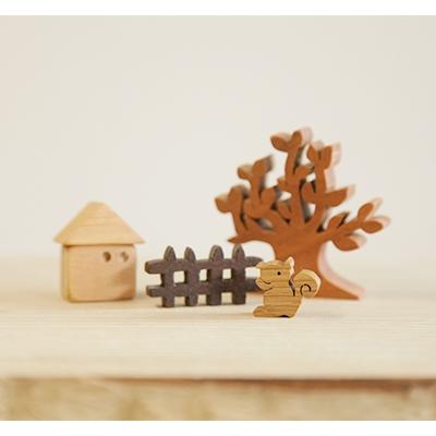 【ふるさと納税】あそべる小さな木のインテリア【1052917】