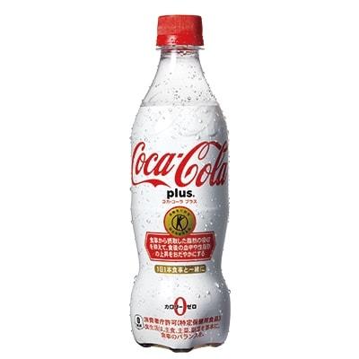 コカ コーラ史上初のトクホ新製品 コーラプラス が新登場 1052296 春の新作シューズ満載 470mlPET ×24本 ふるさと納税 注目ブランド