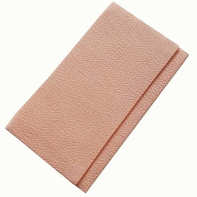 超激安 正規激安 やはり素材はシルク バックにもスーッと入れられ 持ち運びに便利なふくさです ふるさと納税 ピンク 正絹縮緬金封ふくさ 1枚 1082258
