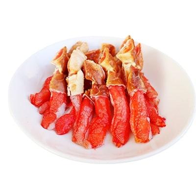 【ふるさと納税】生ずわい爪下棒肉ポーション1kg【1095659】