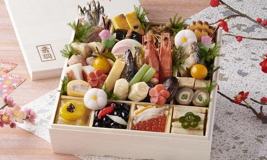 【ふるさと納税】音羽謹製 おせち料理「梅」 冷蔵 2人前 和風 正月