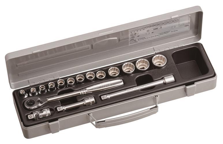 【ふるさと納税】ソケットレンチセット 1560M 工具 TONE トネ
