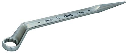 【ふるさと納税】チタンシノ付めがねレンチ(トルシアボルト用) TSM-22 工具 TONE トネ