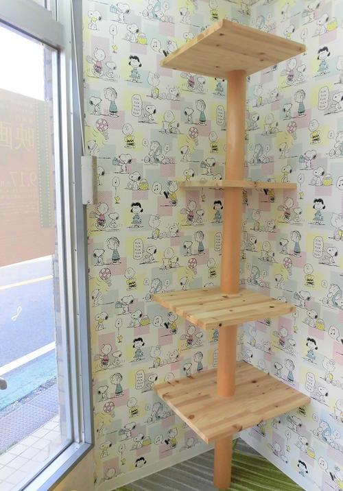 【ふるさと納税】オリジナル ペット用らせん階段