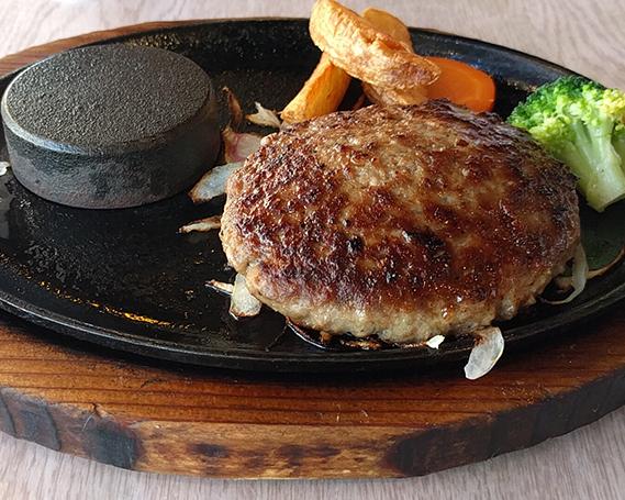 【ふるさと納税】No.086 【牛壱】国産ハンバーグ4個・ハラミたれ漬けセット(約900g)