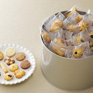 【ふるさと納税】ナカイ製菓 バケツ型 オリジナル クッキー 58A0101 高島屋選定品
