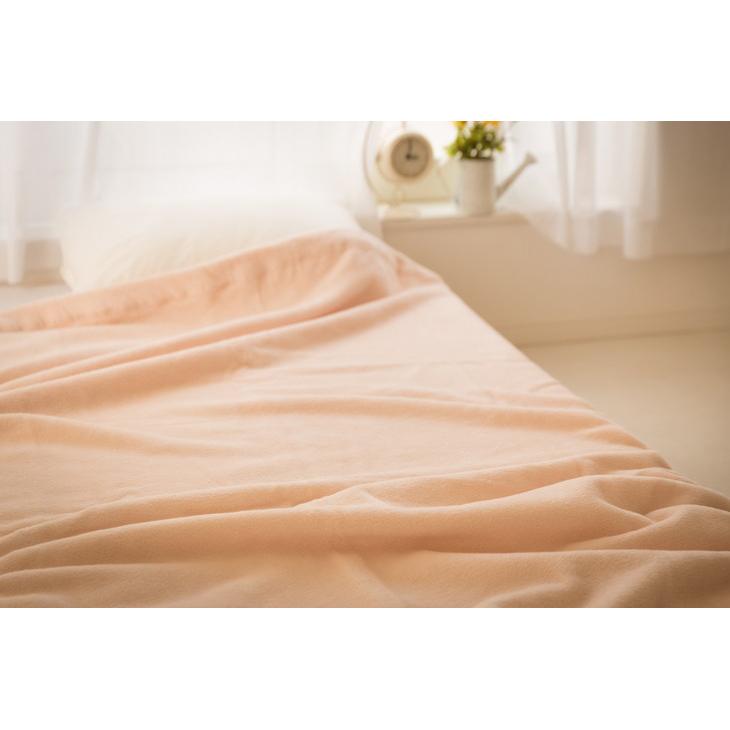 【ふるさと納税】綿100%綿毛布ダブルサイズ