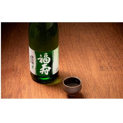【ふるさと納税】福寿純米酒御影郷 1.8L(箱入り)
