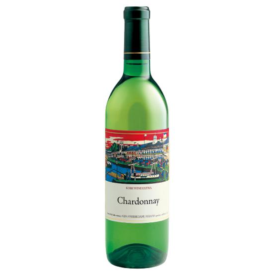 【ふるさと納税】神戸ワイン「エクストラ」白