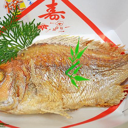 【ふるさと納税】明石産 天然鯛の姿焼(4) 【魚貝類】 お届け:※12月20日から翌年1月10日の期間でのお届けはできません。※12月11日以降ご入金のお品は、翌年1月10日以降の発送となります。