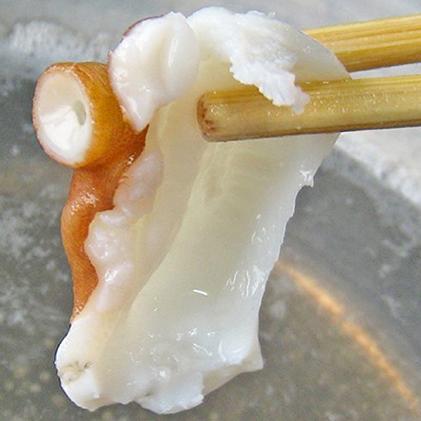 【兵庫県明石市】 【ふるさと納税】明石産の真蛸 蛸しゃぶ鍋 【魚貝類・タコ・たこ・蛸】