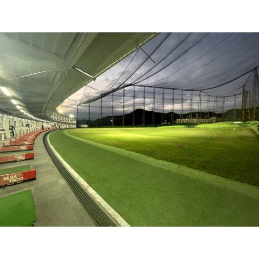 【ふるさと納税】FQ04*アルバトロスゴルフクラブ 練習場利用ギフト券【0.6】