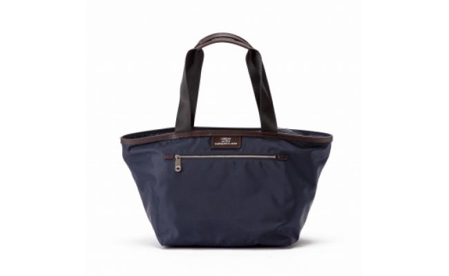 【ふるさと納税】トートバック 豊岡鞄 CDTC-001(ネイビー) / カバン かばん