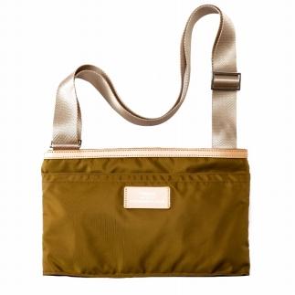 【ふるさと納税】サコッシュ 豊岡鞄 CDTC-003(オリーブ)/ カバン かばん