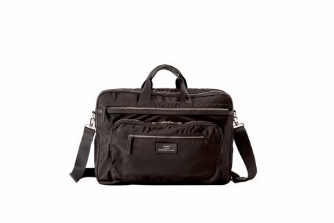 【ふるさと納税】ボストンバッグ 豊岡鞄 CDTC-006(ブラック)/ カバン かばん