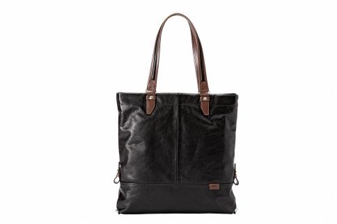 【ふるさと納税】トートバッグ 豊岡鞄 BK16-103-10(ブラック)/ カバン かばん