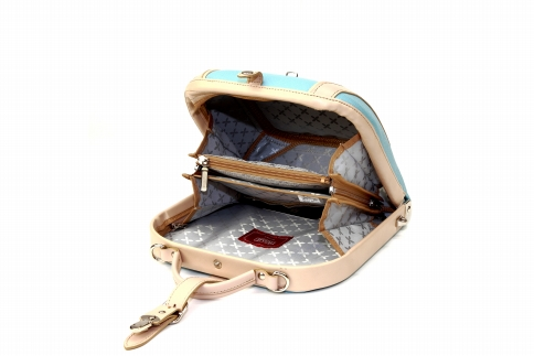 【ふるさと納税】リュックサック豊岡鞄DS0-BL-42(ホワイト)
