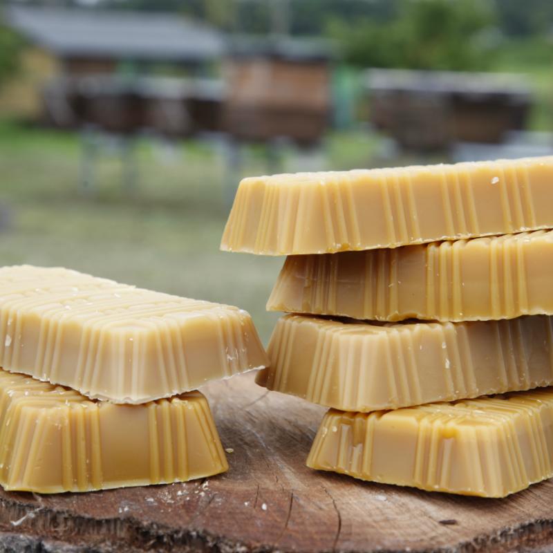 メーカー在庫限り品 ふるさと納税 有名な 地場産天然蜜蝋
