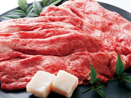 【ふるさと納税】特選 黒田庄和牛(すき焼き用肩ロース肉・550g)