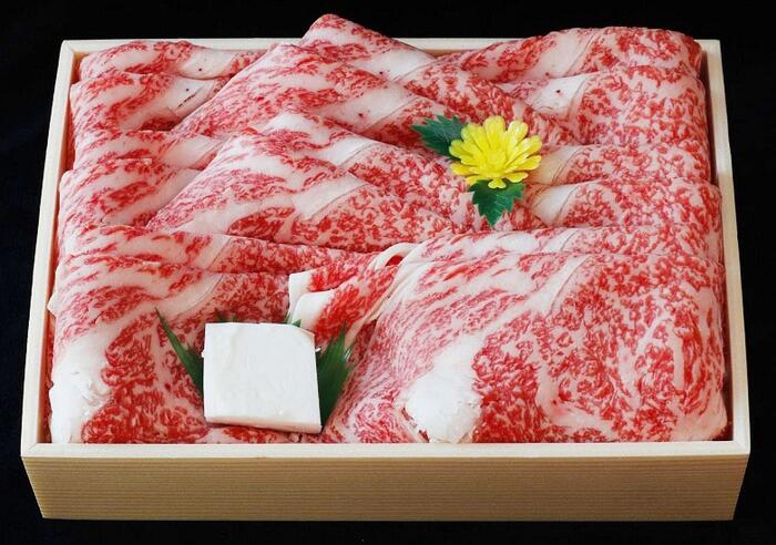 【ふるさと納税】黒田庄和牛【神戸ビーフ】(すき焼き用ロース・1,250g)