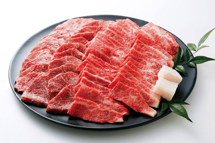 【ふるさと納税】特選 黒田庄和牛(焼肉用特選モモ肉・650g)