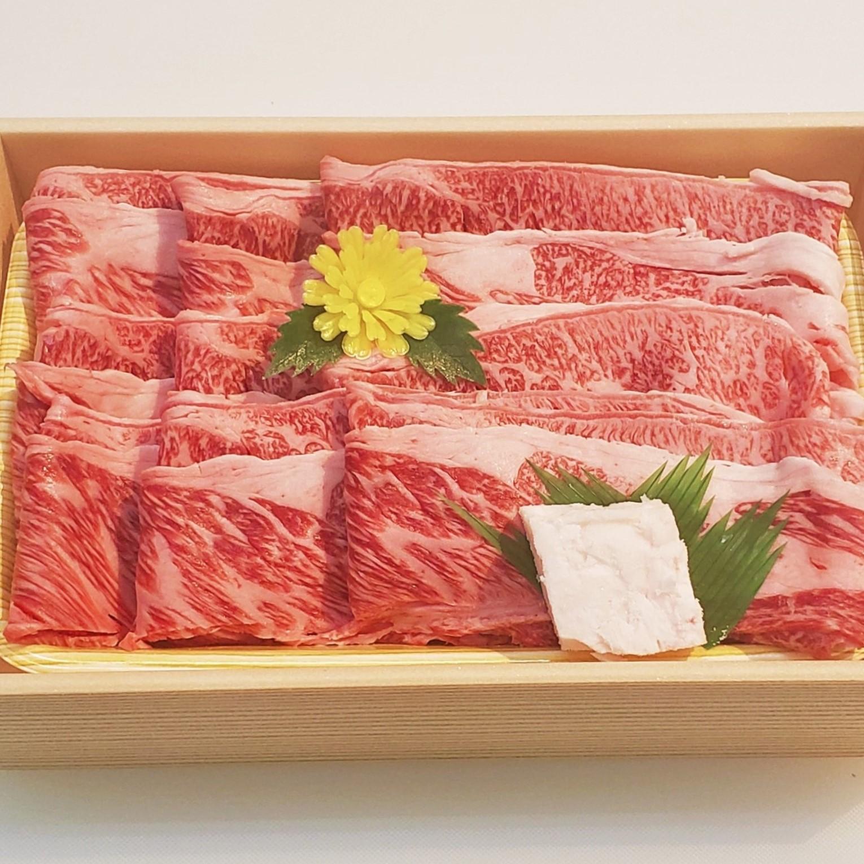 【ふるさと納税】特選 黒田庄和牛(三角バラ切り落とし・1kg)