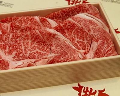 【ふるさと納税】 川岸牧場 神戸ビーフ 牝 特上肩ロース すき焼き しゃぶしゃぶ 380g