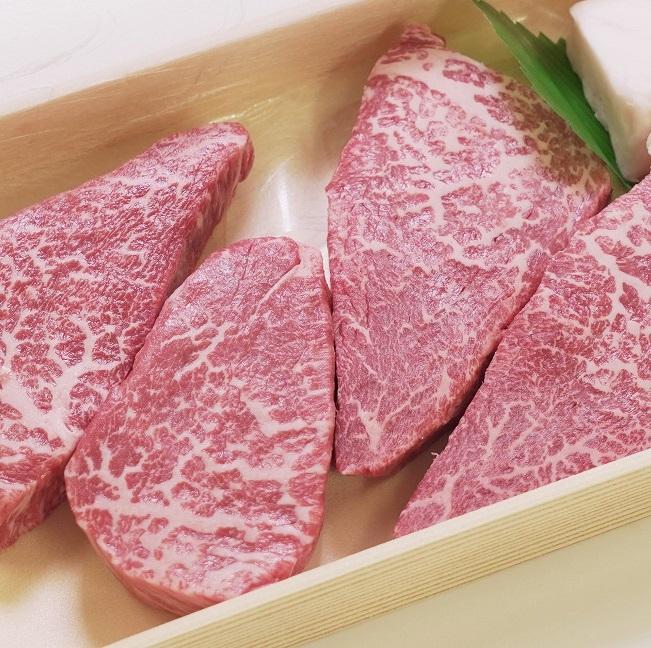 【ふるさと納税】 川岸牧場 神戸ビーフ 牝 モモ ステーキ 120g×4枚