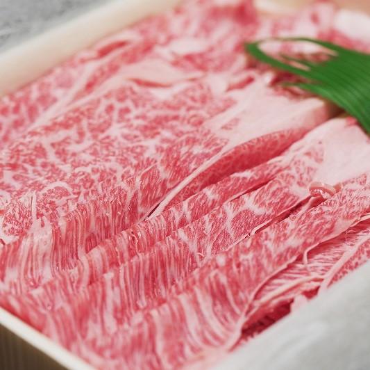 【ふるさと納税】 川岸牧場 神戸ビーフ 牝 肩ロース すき焼き しゃぶしゃぶ 500g