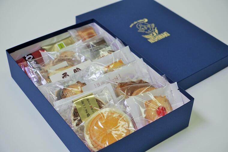 【ふるさと納税】13-7 焼き菓子20個詰め合わせ『お菓子の森(中)』~贈り物におススメ~