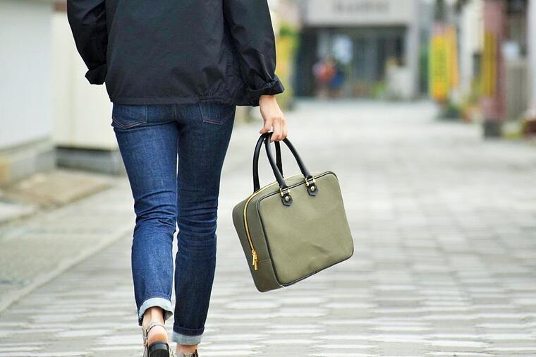 【ふるさと納税】鞄職人が手掛ける【ミニトラベルバッグ】マスタード