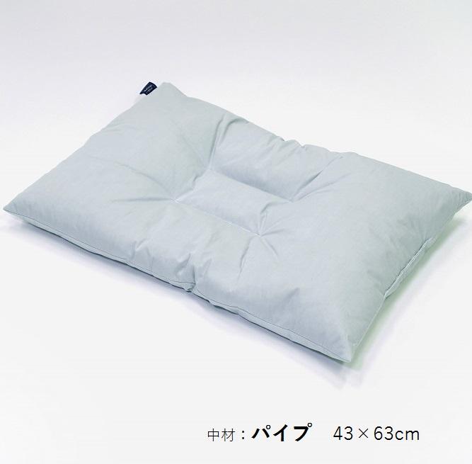 【ふるさと納税】アース製薬と共同開発!防ダニ枕【Dani Not】パイプ 43×63