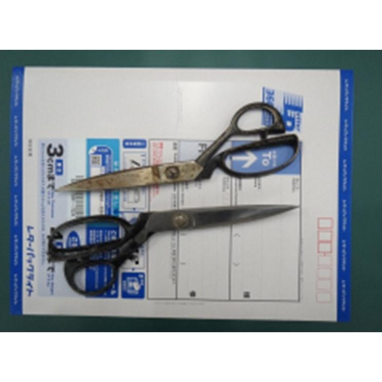 【ふるさと納税】【修理】【研ぎ】ラシャ鋏(裁ち鋏)修理と研ぎ(全長24cm~26cm)2本の組み合わせ