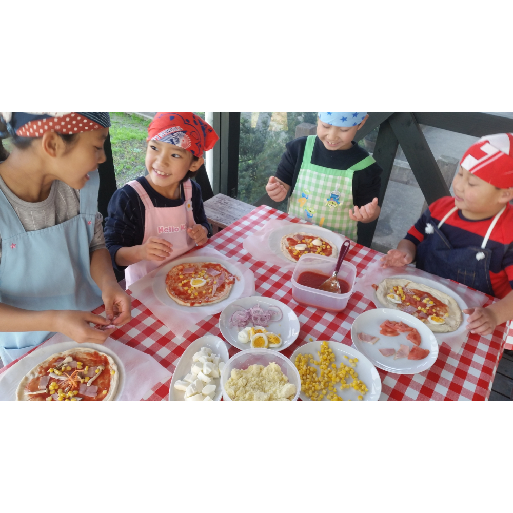 【ふるさと納税】フレッシュチーズたっぷりのピザ作り体験をしませんか!!【体験】
