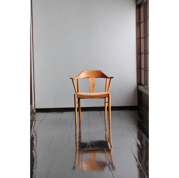【ふるさと納税】TataraM-type オイル仕上げ(座面:板)【椅子】