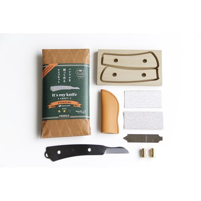 【ふるさと納税】It's my knife Craft Standard【ナイフ】