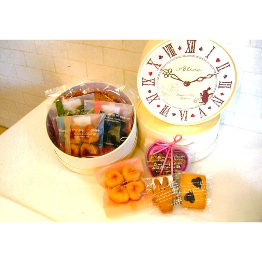 【ふるさと納税】【お菓子】幸せの時計セット【詰合せ】