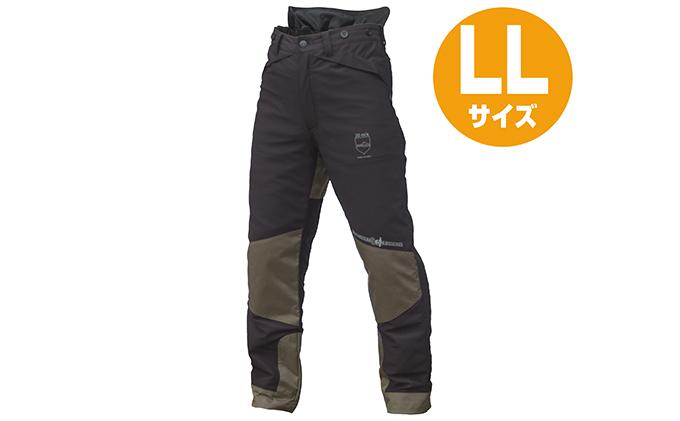 【ふるさと納税】サムライレジェンド チェーンソー防護ズボン サイズLL