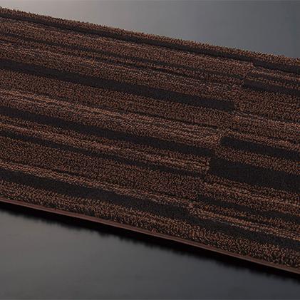 【ふるさと納税】インテリアマット M+home マディソン 55×85cm 【雑貨・日用品・インテリア】